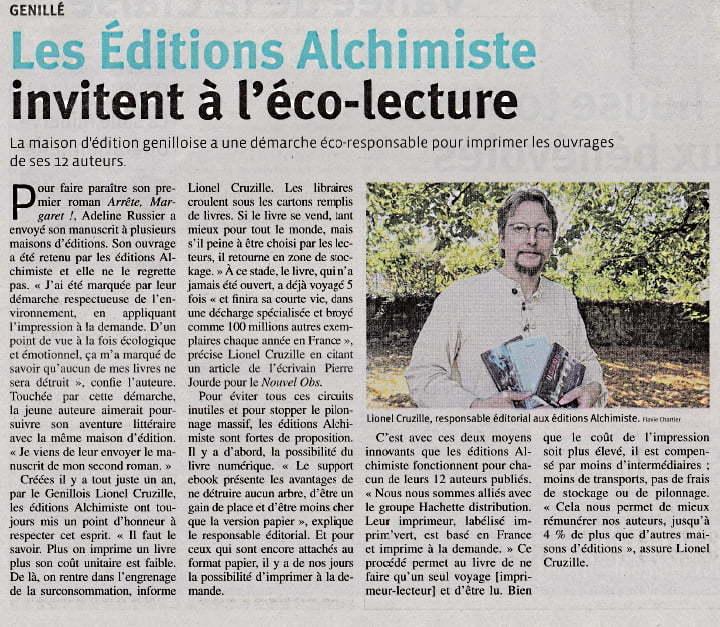 Obsolètes d'Alexis Marzocco - Edition L'Alchimiste