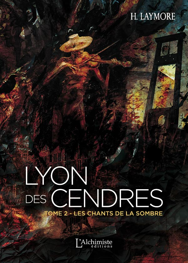 Lyon des Cendres (T2) – Culture Geek