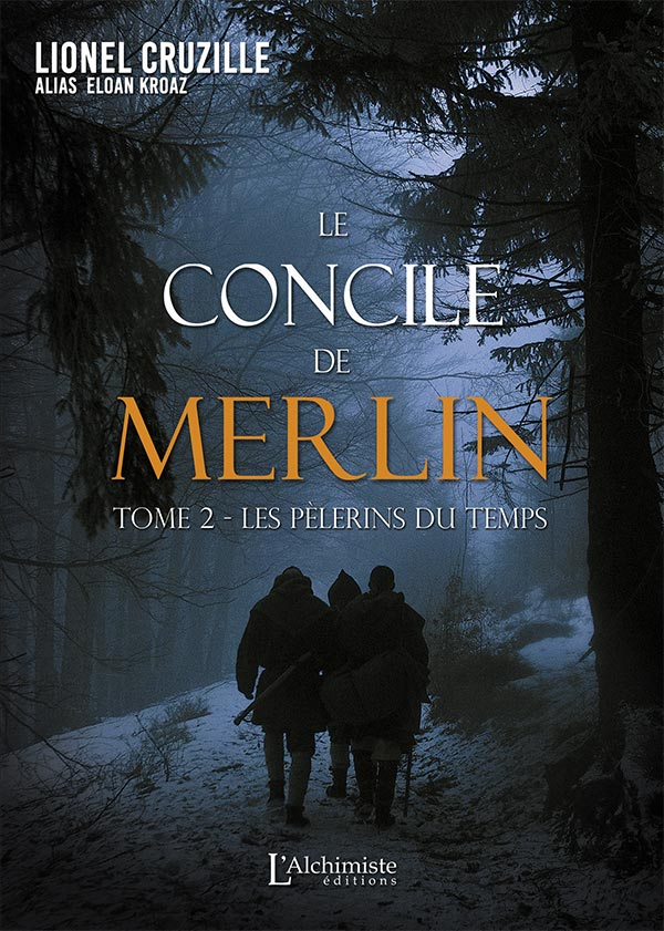 Chronique du Concile de Merlin (T2) – Emaginarock