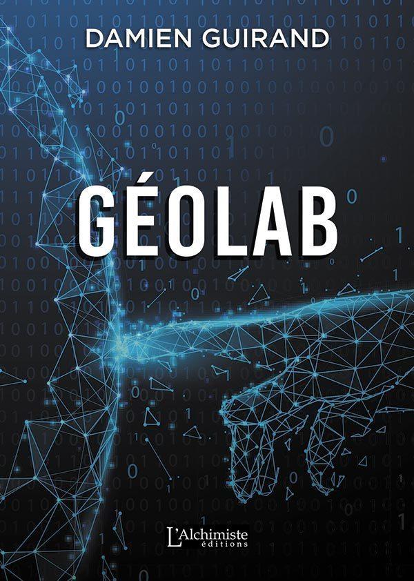 Geolab - Damien Guirand - Éditions L'Alchimiste