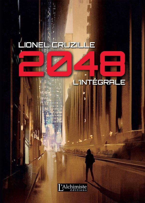 2048 - L'Intégrale - Editions L'Alchimiste