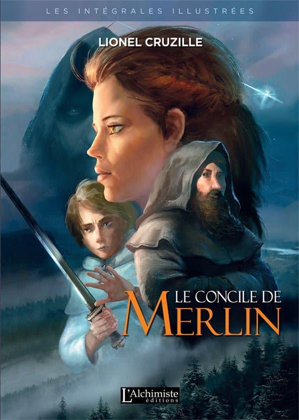 Le Concile de Merlin - L'intégrale illustrée