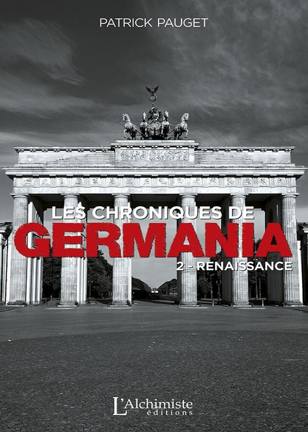 Les chroniques de Germania - 2 -Editions L'Alchimiste